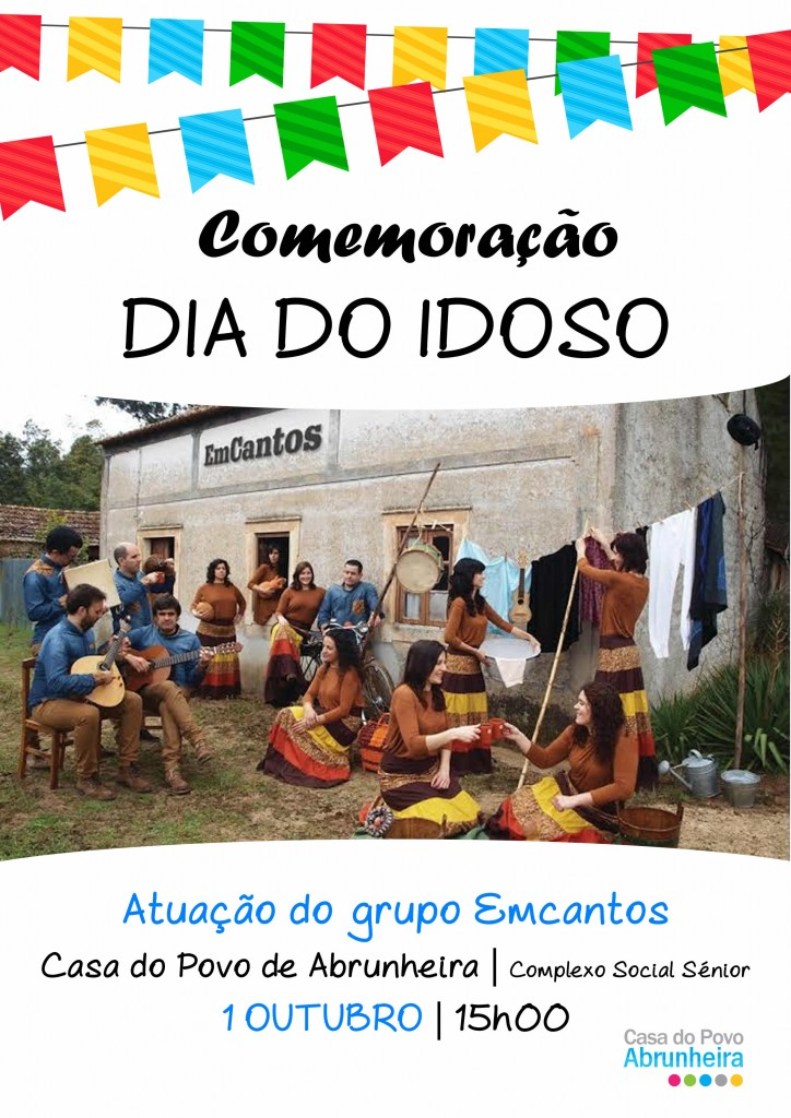 Cartaz dia do idoso 2017